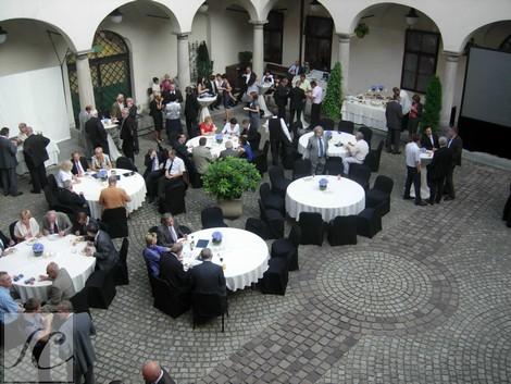 catering na spotkania biznesowe